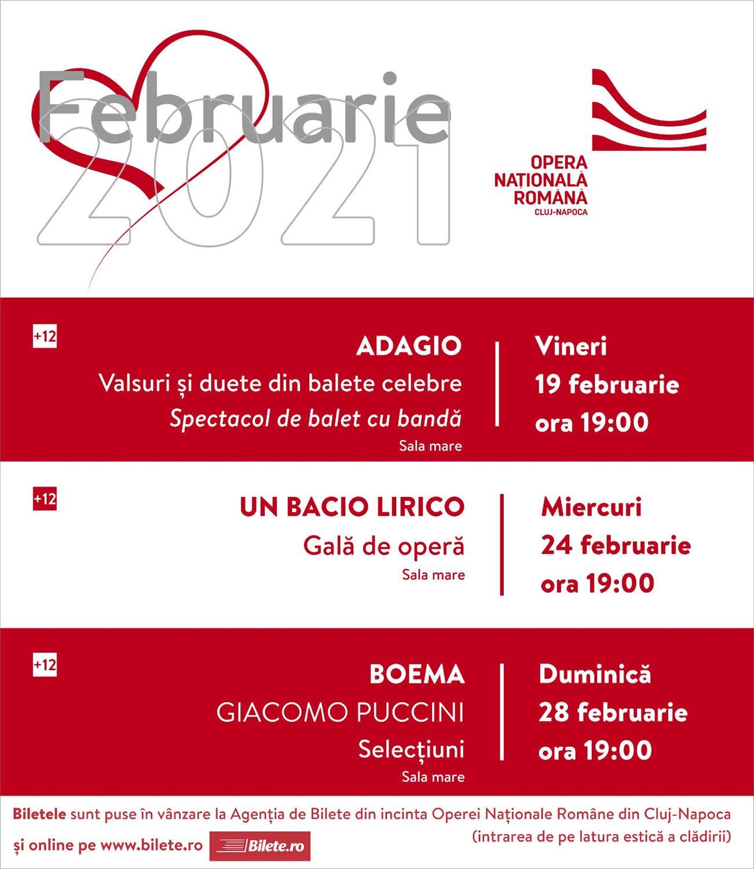 Opera Națională Română din Cluj-Napoca își redeschide porțile