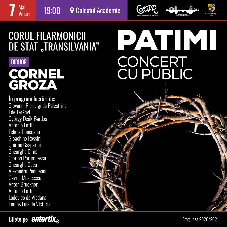 Filarmonica de Stat Transilvania își redeschide porțile sălii de spectacol pentru public