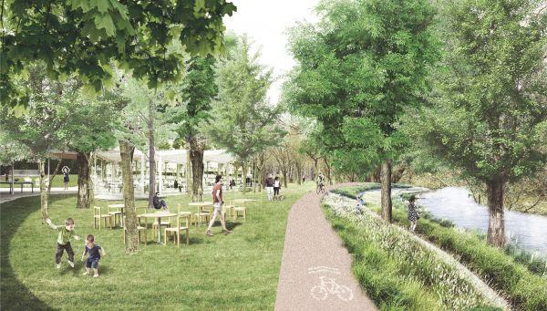A fost semnat contractul pentru revitalizarea Parcului Armătura