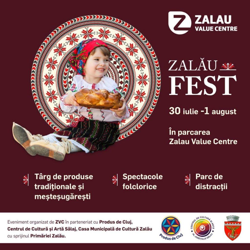 Asociația Produs de Cluj este partener la ZalăuFest