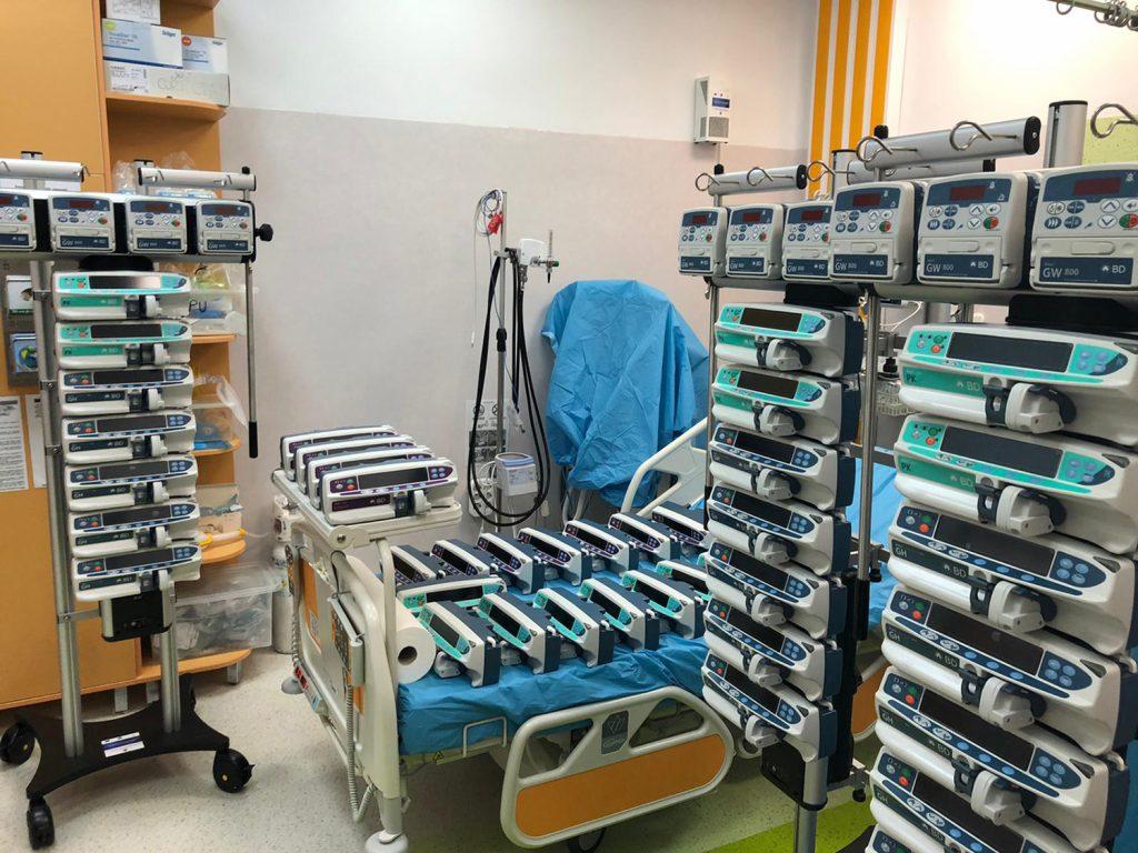 """Consiliul Județean continuă să sprijine spitalele clujene în gestionarea crizei sanitare COVID-19"""""""""""