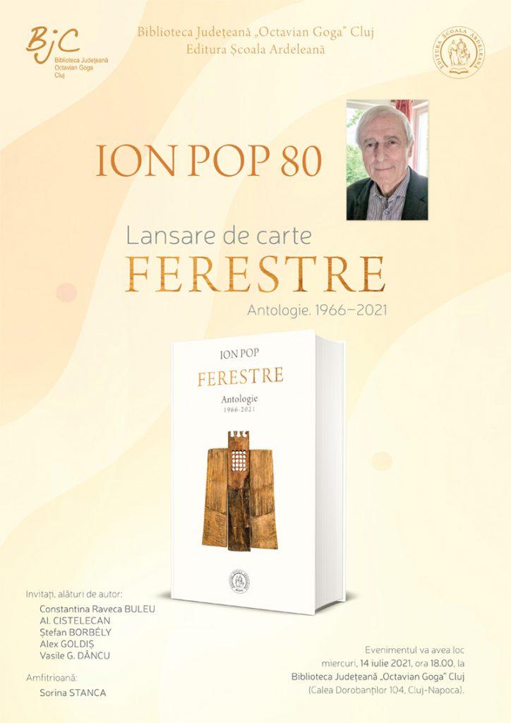 Ion Pop - Ferestre