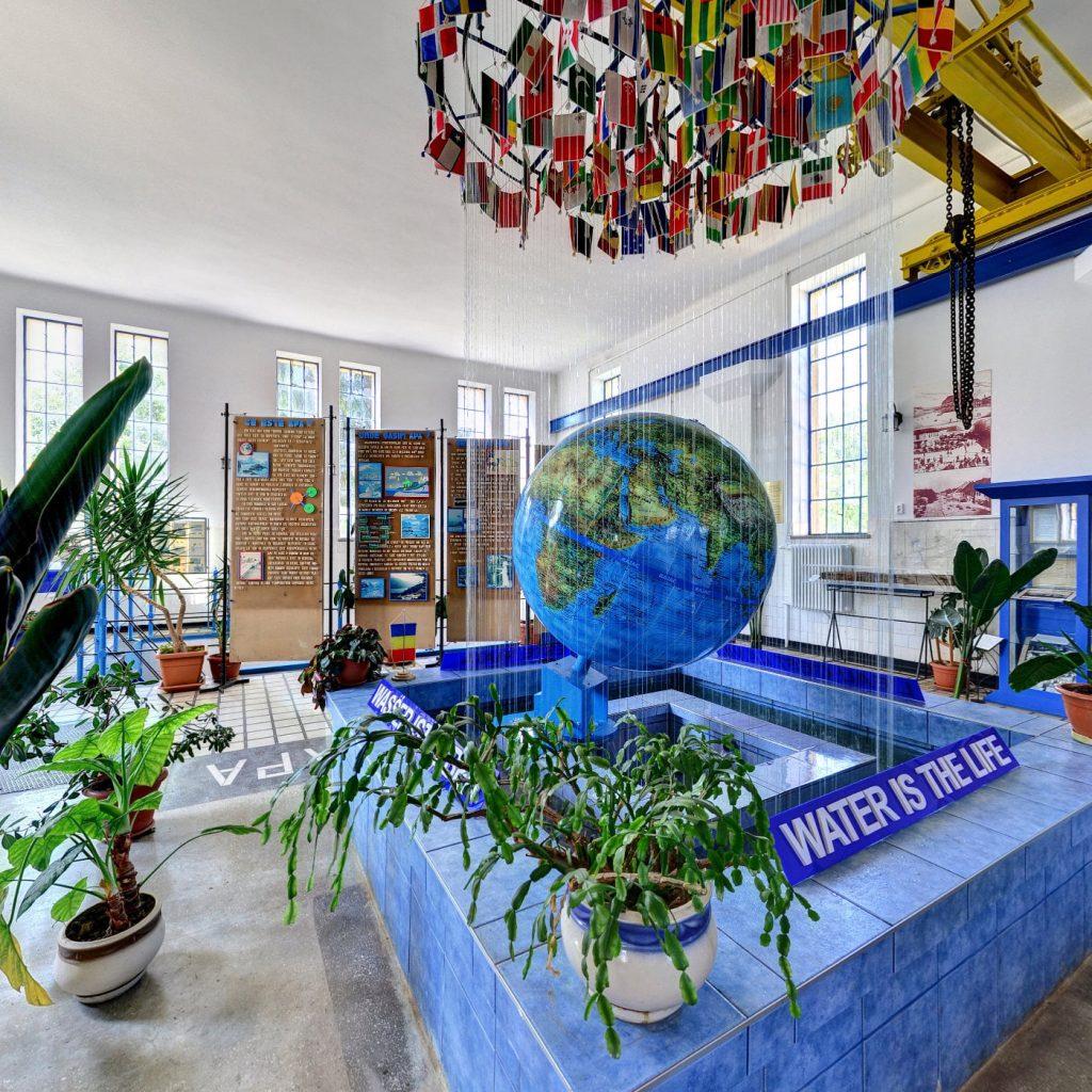 Muzeul Apei aparținând Companiei de Apă Someș beneficiază de o nouă Rezoluție UNESCO