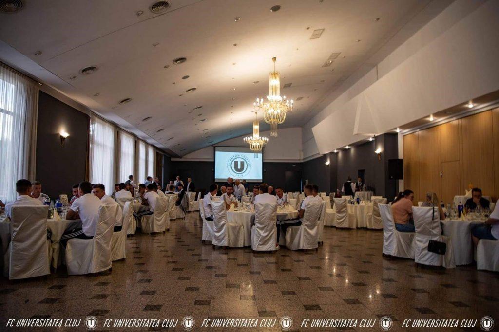 Universitatea Babeș-Bolyai, alături de mișcarea sportivă clujeană